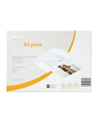 Script A4 Laminating Pouches 40 Pack