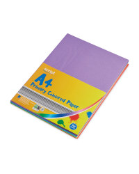 Script A4 Primary Coloured Packs