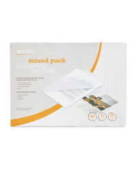 Script A5 Mixed Laminating Pouches