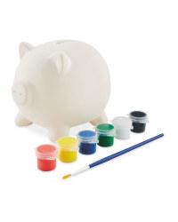 Script Paint Your Own Pig Kit