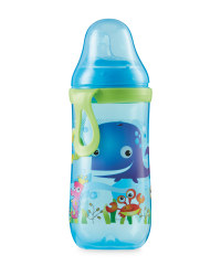 Nuby Sea Creatures Busy Sipper Cup