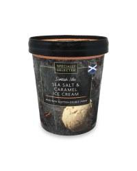 Sea Salt & Caramel Ice Cream
