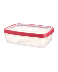 Seal Tight Containers 1.3L - Pink