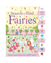 Search and Find Fairies