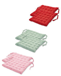 Seat Pads 2-Pack