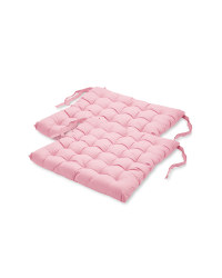 Seat Pads 2-Pack - Pink