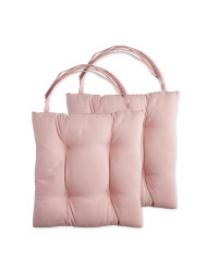 Seat Pads 2 Pack - Pink