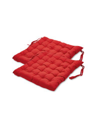 Seat Pads 2-Pack - Red