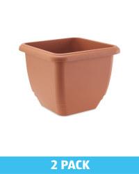 Terracotta Self-Watering Pot 2 Pack