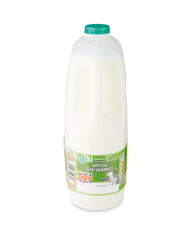 Semi-Skimmed Milk -6 Pints
