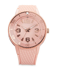 Sempre Antique Pink Watch