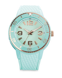 Sempre Mint/Rose Gold Watch