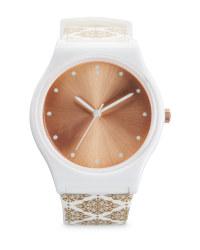 Sempre White Watch