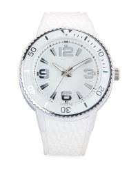 Sempre Watch White/Silver