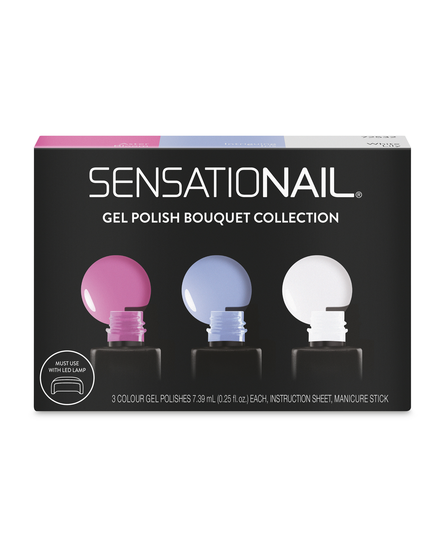 SensatioNail Bouquet Nail Gel 3 Pack