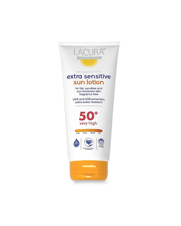 Sensitive Adults Sun Lotion SPF 50+