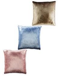 Kirkton House Sequin Cushion