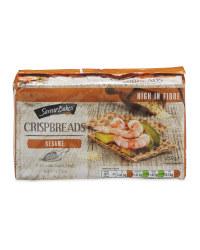 Sesame Crispbreads