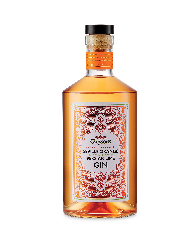 Seville Orange & Persian Lime Gin - ALDI UK