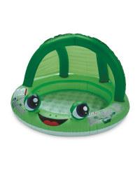 Bestway Shaded Baby Pool - Green