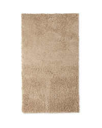 Kirkton House Shaggy Rug - Brown