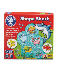 Shape Shark Travel Game