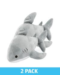 Shark Shaped Cushion 2 Pack