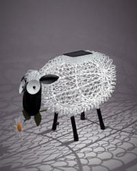 Sheep Solar Silhouette Animal