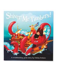 Shiver Me Timbers Book
