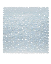 Easy Home Shower Suction Mat - Clear