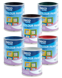 Silk Matt Paint 1L