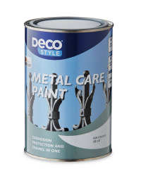 Silver Metal Care Paint - 1L