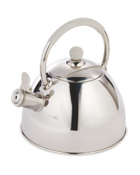Silver Stove Top Kettle