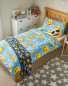 Emoji  Music Smiley Single Duvet Set