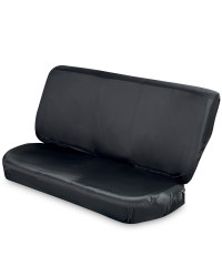 AutoXs Heavy Duty Rear Seat Cover