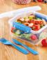 Sistema® Lunchbox with Cutlery