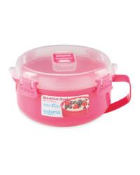 Sistema Breakfast Bowl - Pink
