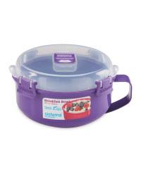 Sistema Breakfast Bowl - Purple