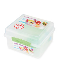 Sistema Lunch Cube Max & Bottle - Green