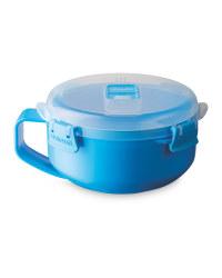 Sistema Microwave Breakfast Bowl - Blue