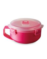 Sistema Microwave Breakfast Bowl - Pink