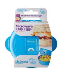 Sistema Microwave Easy Eggs - Blue