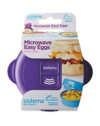 Sistema Microwave Easy Eggs - Purple