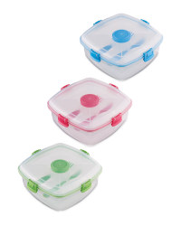Sistema Salad Max Lunch Box