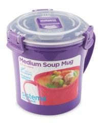 Sistema Soup Mug - Purple