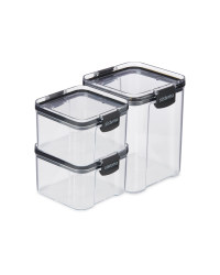 Sistema Ultra Clear Food Storage Set
