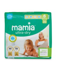 Size 6 Extra Large Nappies 30 Pack