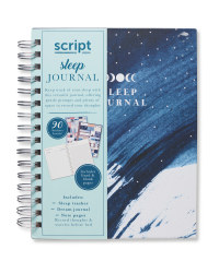 Script Sleep Journal