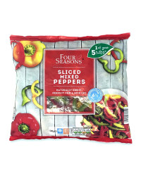 Sliced Mixed Peppers