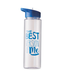 Slogan Me Gym Bottle